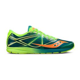 saucony Type A Shoes Men Green/Citron
